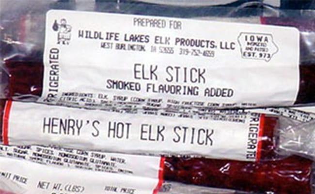 Elk-Sticks
