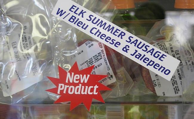 Elk-Summer-Sausage